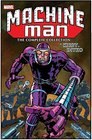 Machine Man by Kirby  Ditko The Complete Collection