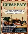 Cheap Eats Simple Sumptuous Meals for Four You Can Make for Under 10