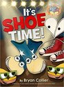 Elephant  Piggie Like Reading Book 4 It's Shoe Time