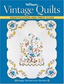 Warman's Vintage Quilts Identification And Price Guide