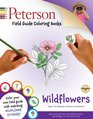 Peterson Field Guide Coloring Books Wildflowers