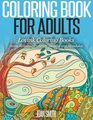 COLORING BOOK FOR ADULTS  Stress Relieving Patterns Doodles and Mandalas  Lovink Coloring Books