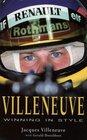 Villeneuve Winning in Style