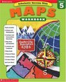 Scholastic Success With Maps Workbook Grade 5