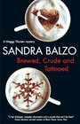 Brewed, Crude and Tattooed (Maggy Thorsen, Bk 4)(Large Print)