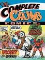The Complete Crumb Comics Vol 10 Crumb Advocates Violent Overthrow