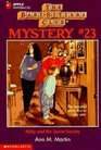 Abby and the Secret Society (Baby-Sitters Club Mystery, No 23)