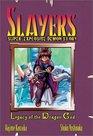 Slayers Super-Explosive Demon Story Volume 2: Legacy Of The Dragon God (Slayers (Graphic Novels))