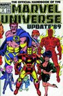 Essential Official Handbook of the Marvel Universe - Update 89 Vol 1