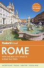 Fodor's Rome with the Best City Walks  Scenic Day Trips