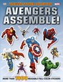 Marvel Avengers Assemble Ultimate Sticker Collection