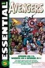 Essential Avengers Volume 5 TPB
