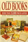 The Official Price Guide to Old Books  3rd Edition