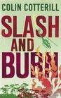 Slash and Burn A Dr Siri Murder Mystery