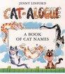 Catalogue A Book of Cat Names