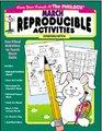 March Reproducible Activities Kindergarten