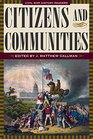 Citizens and Communities Civil War History Readers Volume 4