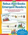 20 Rebus Mini-Books for Emergent Readers