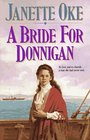 A Bride for Donnigan (Women of the West, Bk 7)