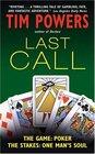 Last Call (Last Call, Bk 1)