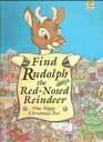 Find Rudolph the Red-Nosed Reindeer One Foggy Christmas Eve