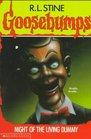 Night of the Living Dummy (Goosebumps, Bk 7)