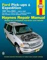 Haynes Repair Manual Ford Pick-ups  Expedition 1997-2003