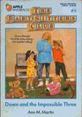 Dawn and the Impossible Three (Baby-Sitters Club, Bk 5)