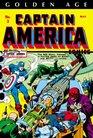 Golden Age Captain America Omnibus Volume 1