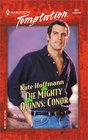 The Mighty Quinns: Conor  (Harlequin Temptation, No 847)