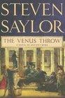 The Venus Throw (Roma Sub Rosa, Bk 4)