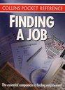 Finding a Job