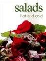 Salads Hot  Cold