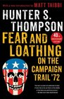 Fear and Loathing on the Campaign Trail '72