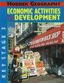 Economic Activities and Development