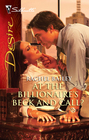 At the Billionaire's Beck and Call? (Silhouette Desire, No 2039)