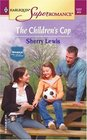 The Children's Cop (Women In Blue, Bk 2)  (Harlequin Superromance, No 1237)