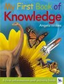 My First Book of Knowledge A First Information and Activity Book
