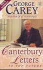 CANTERBURY LETTERS TO THE FUTURE
