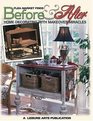 Flea Market Finds Before & After: Home Decorating with Makeover Miracles