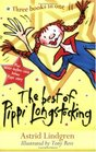 The Best of Pippi Longstocking: Three Books in One