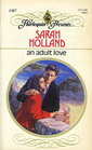 An Adult Love (Harlequin Presents, No 1387)