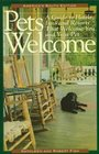 Pets Welcome A Guide to Hotels Inns and Resorts That Welcome You and Your Pet America's South Edition