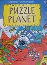 Puzzle Planet (Usborne Young Puzzle Books)