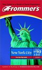 Frommer's 2002 New York City from 90 a Day