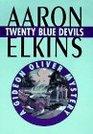 Twenty Blue Devils (Gideon Oliver, Bk 9)