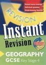 GCSE Geography Instant Revision Cards