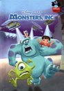 Monsters, Inc ( Disney's Wonderful World of Reading)