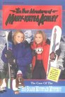 The Case of the Big Scare Mountain Mystery (New Adventures of Mary-Kate & Ashley, Bk 14)