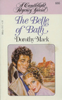 The Belle of Bath (Candlelight Regency, No 666)